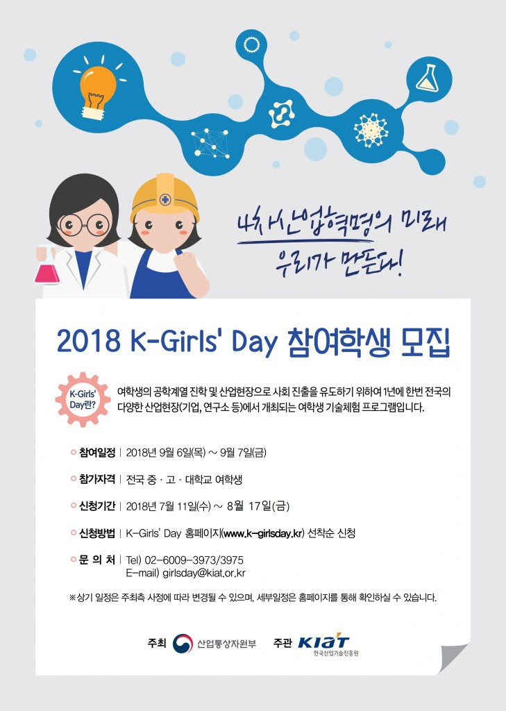 K-Girls'Day 포스터1